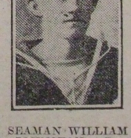 Johnston, William, Seaman, RN HMS Hawke, 9 Kitchener Street Belfast, Died, Oct 1914