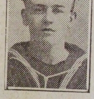 McNally, James, Stoker, RN HMS Hawke, Grosvenor Road Belfast, Died, Oct 1914