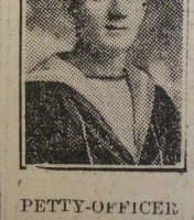 Molloy, Charles H, Petty Officer, RN HMS Hawke, 76 Clementine Street Belfast, Died, Oct 1914