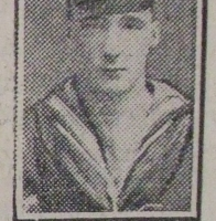 Thompson, Archer, Stoker, RN HMS Hawke, 5 Teutonic Street Belfast, Died, Oct 1914