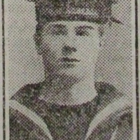 Campbell, George Jackson, Stoker, RN HMS Hawke, 69 East Bread Street, Died, Oct 1914, snipped