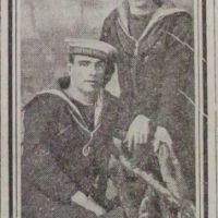 Ross, William J, Seaman, RN HMS Hawke, 234 Upper Newtiwnards Road Belfast, Died, 03-11-1914