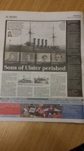 Irish News 23 Sept 14 Livebait Squadron