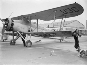 Fairey Swordfish at Aldergrove