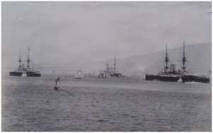Grand Fleet in Lough Swilly