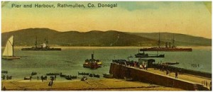 Pier and Harbour Rathmullan