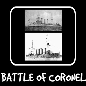 Battle of Coronel New Tile