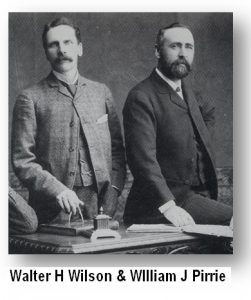 HP Harland Wilson and Pirrie
