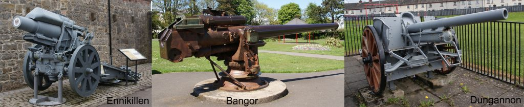 Trophy Guns Northern Ireland Surviving Trophy Guns