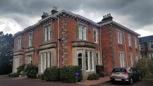Swanston Building - Dunmurry Library
