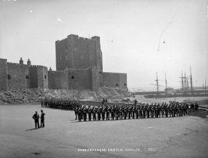 Swanston House - Carrickfergus Castle
