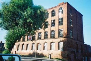 Swanston House - Mountcollyer Factory