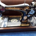 Swanston House - Singer Sewing Machine