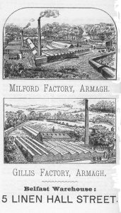 George Washington Wesley Watson Milford Factory Armagh