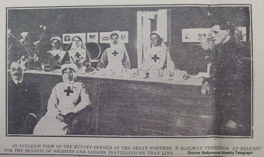 Voluntary Aid Detachments
