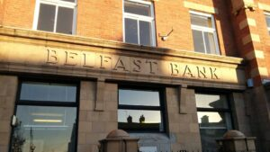 Belfast Bank Rathfriland