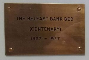 Belfast Bank, Bed